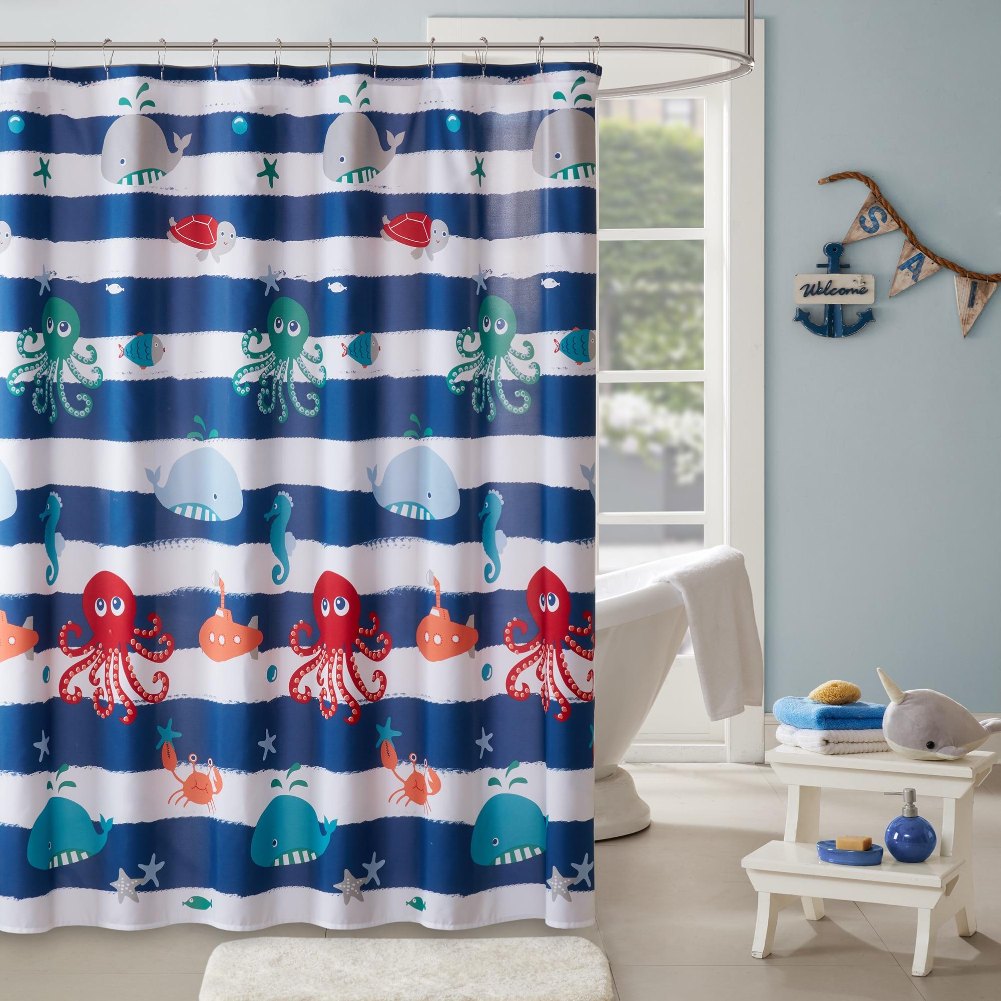 kohls kids shower curtains  bathsuppliesstore