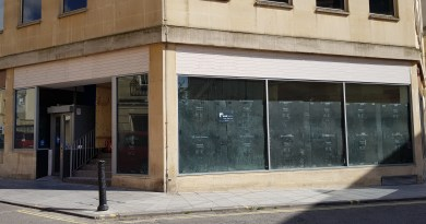 Bath KFC has Closed