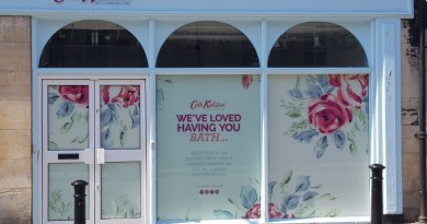 Cath Kidston to Close in Bath