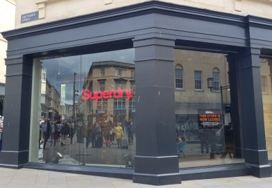 Superdry quietly closes on St Lawrence Street