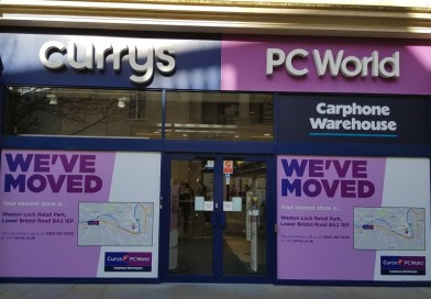 PC World closed in South Gate