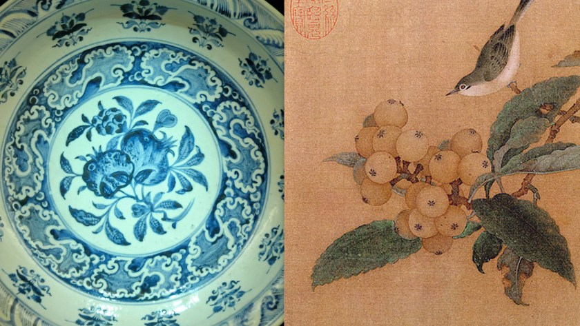 גרים אך מקומיים, שסק ורימון. מאות שנות הפריה תרבותית בין סין, פרס ופלסטינה