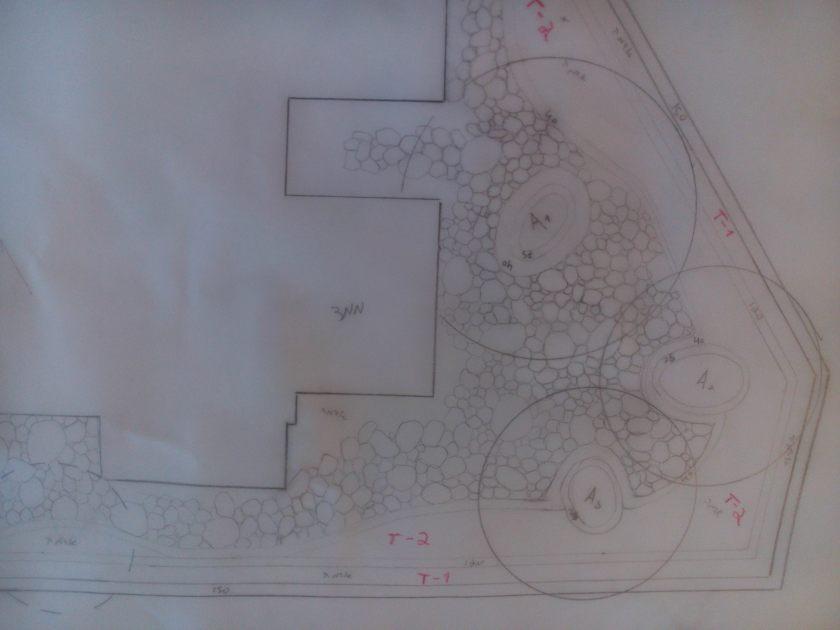 """תכנון גן בניין - מקטע דרום מזרחי תמ""""א 38"""