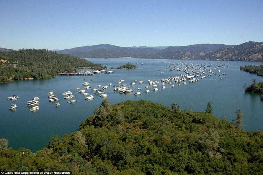קליפורניה, בעיות מים של עשירים