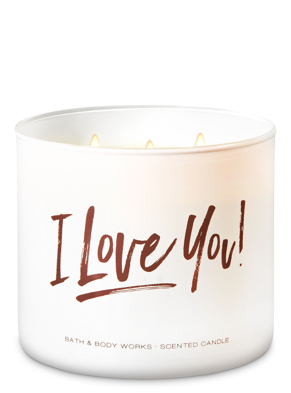 Bourbon Sea Salt Caramel 3-Wick Candle - Bath And Body Works