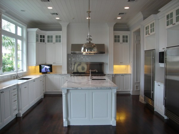 Transitional Kitchen Design Bath & Creations