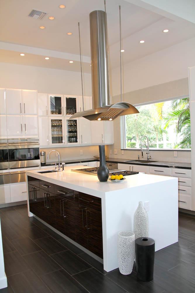 Contemporary Kitchen Design  Bath  Kitchen Creations  Palm Beach