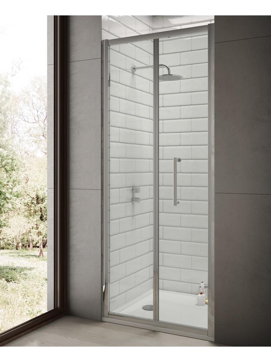 Rival 760 X 900 Bifold Shower Door