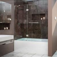 DreamLine showers: Aqua Hinged Tub Door