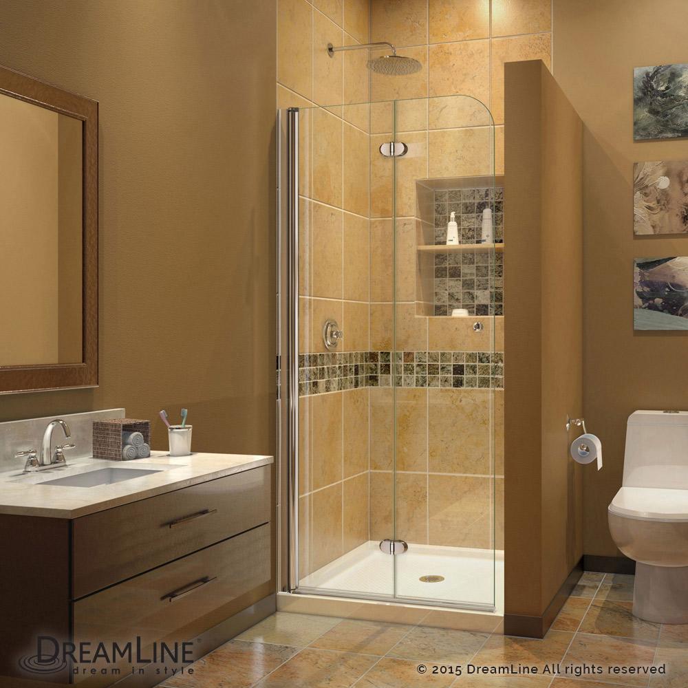 Shower Door Or Curtain