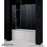 DreamLine showers: Mirage Sliding Tub Door