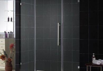 Glass Pivot Shower Doors