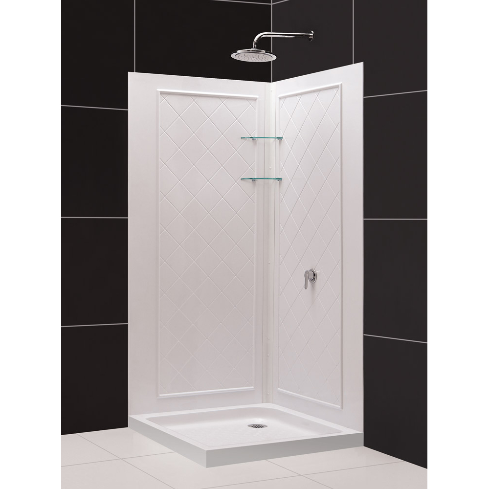 Shower Kits Shower Backwalls  Tray Combos Tub to Shower
