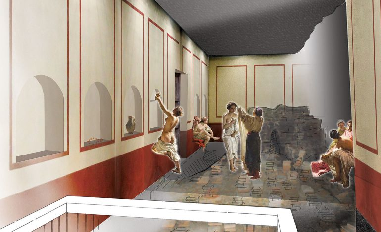 East Baths at the Roman Baths to be revamped with