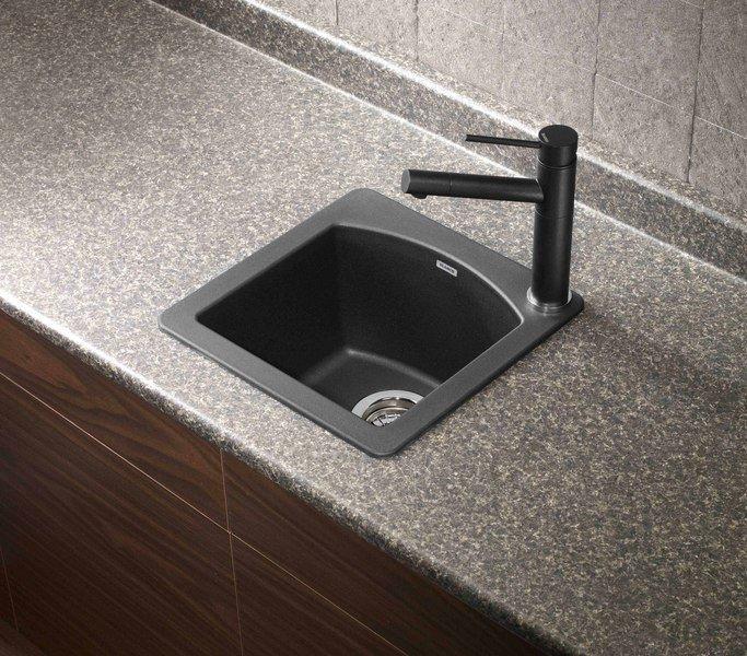 blanco kitchen sink narrow tables diamond mini 400033 at bath emporium toronto