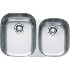 Franke Kitchen Sinks Cabinets Storage Toronto Bath Emporium Canada Regatta Rgx160
