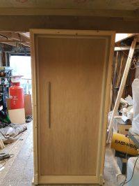 Secret Bookcase Doors - Bath Furniture Makers