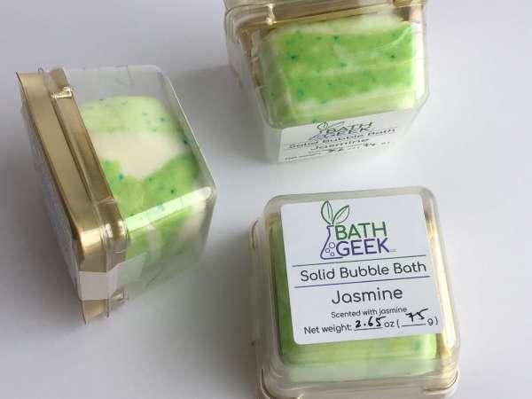 Jasmine Bubble Bath - Package