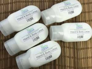 Coconut-free Lotion - Unscented - Front View
