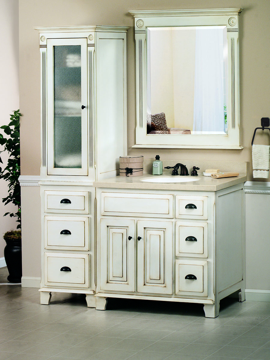 36 Victorian Single Bath Vanity  Bathgemscom