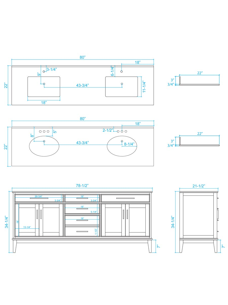hight resolution of 80 hatton double sink vanity dimensions
