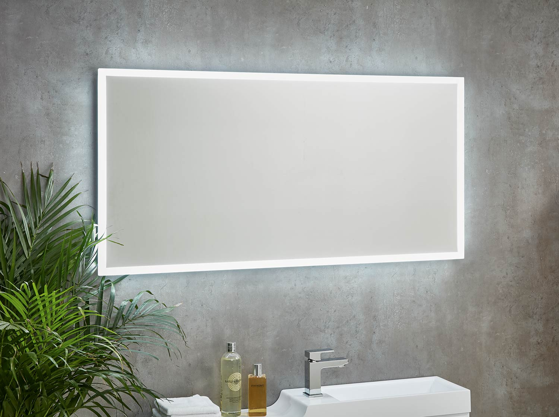 Moscow Led Mirror 1200 x 600  Bath Giant