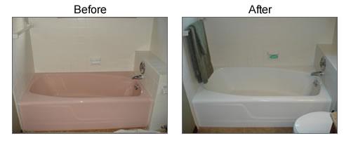 Tub Amp Bath Color Change Bath Glaze Of La Crosse