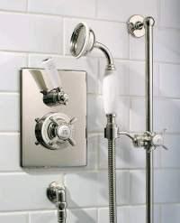 Lefroy Brooks 1900 Classic Shower Valves  BATHHOUSE