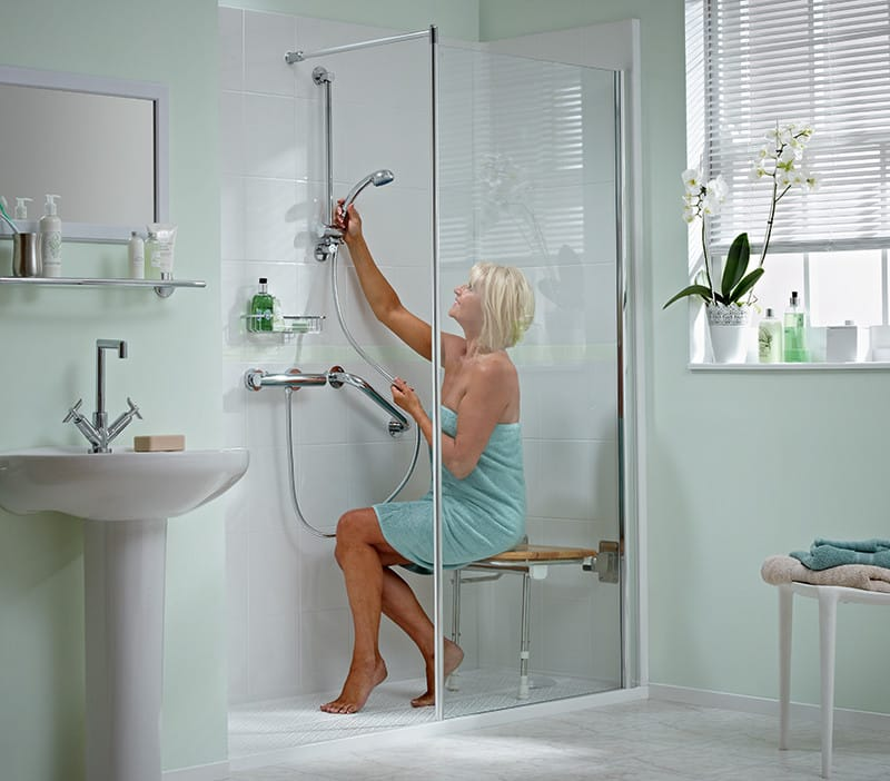 Disabled Bathrooms  Showers  Bathing Solutions