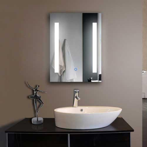 Hotel project LED mirror suppliersFP02  LED Bathroom
