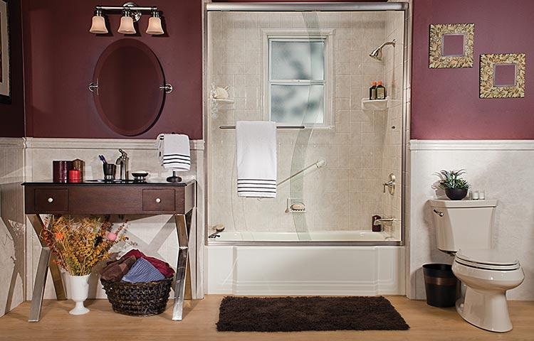 New Bathtubs  Tub Company  New Tub Installation  Bath