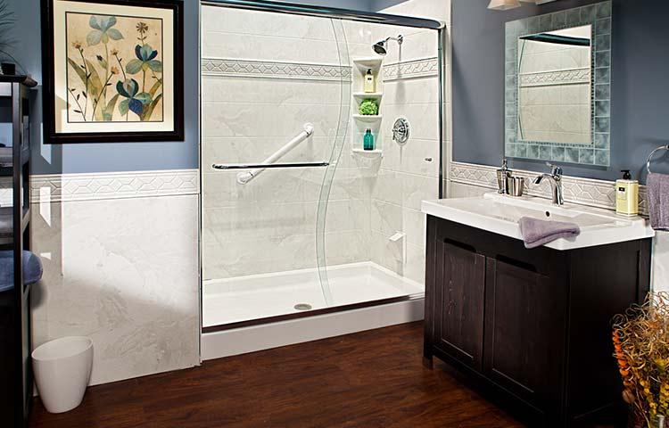 Shower Surrounds Shower Enclosures Shower Walls Bath