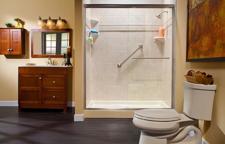 Tub Conversions  Tub to Shower Conversion  Bath Planet
