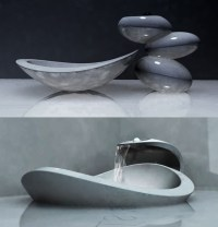 Bathroom Sinks - Unique bathroom sinks and faucets by Omer ...