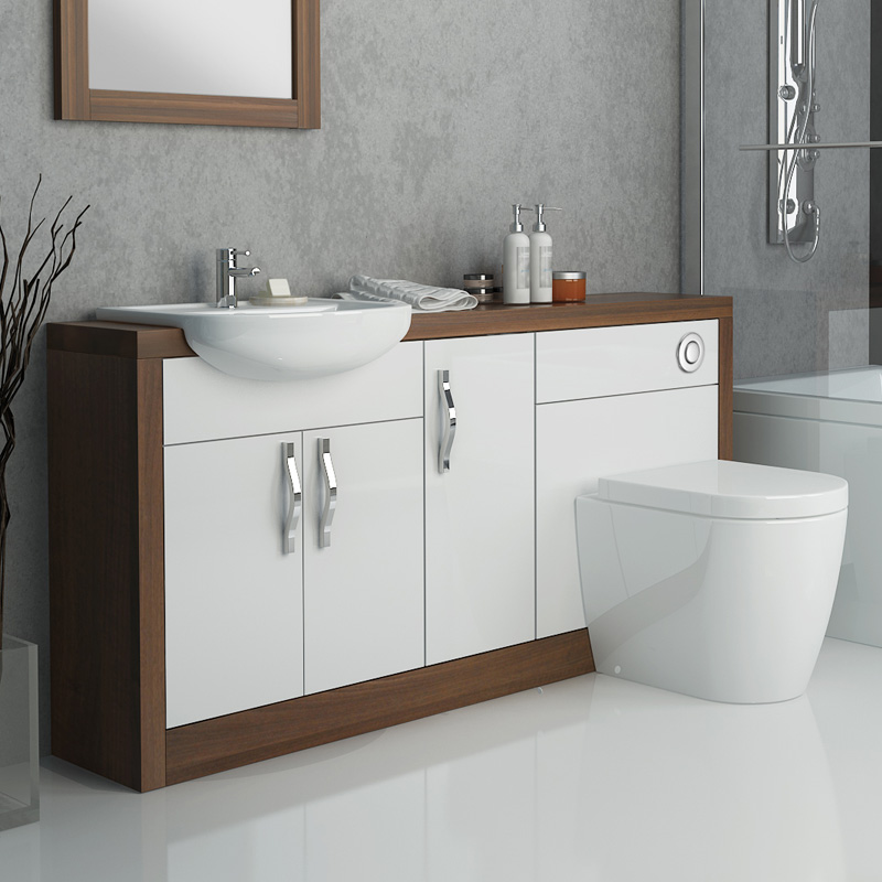 Fitted Bathroom Furniture  Suites  Sets Bathroom City