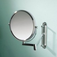Tila Double Arm Adjustable Bathroom Mirror Buy Online at ...