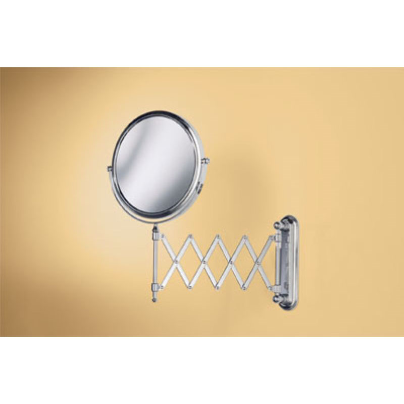 Rossi Extendable Double Side Bathroom Mirror Buy Online at Bathroom City