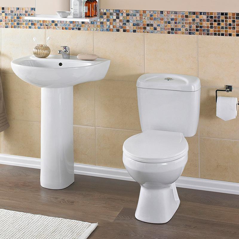 Melbourne 4 Piece Bathroom Set Buy Online At Bathroom City