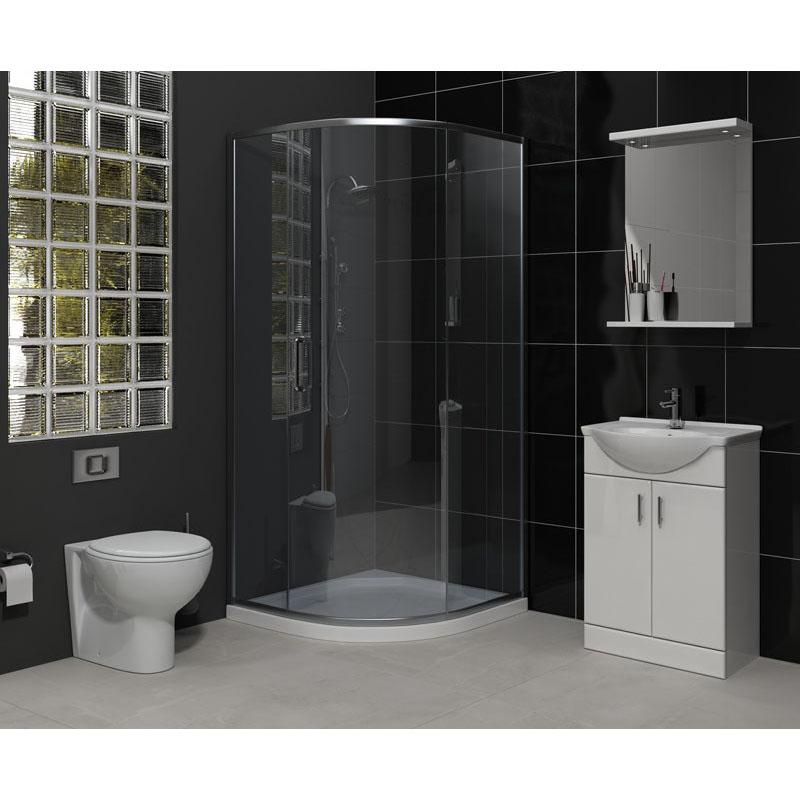 Sonark 900 Shower Bathroom Suite Buy Online At Bathroom City