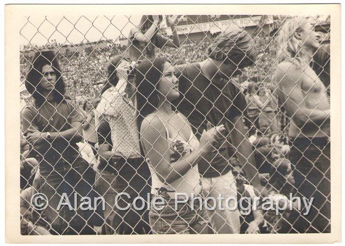 August Jam Charlotte Motor Speedway 1974 UPDATED August