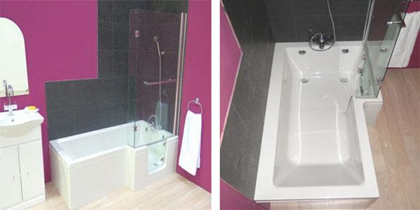 Savana Walkin Bath Baths for Elderly Less Abled Disabled Shower bath  Accessability Bath Tubs