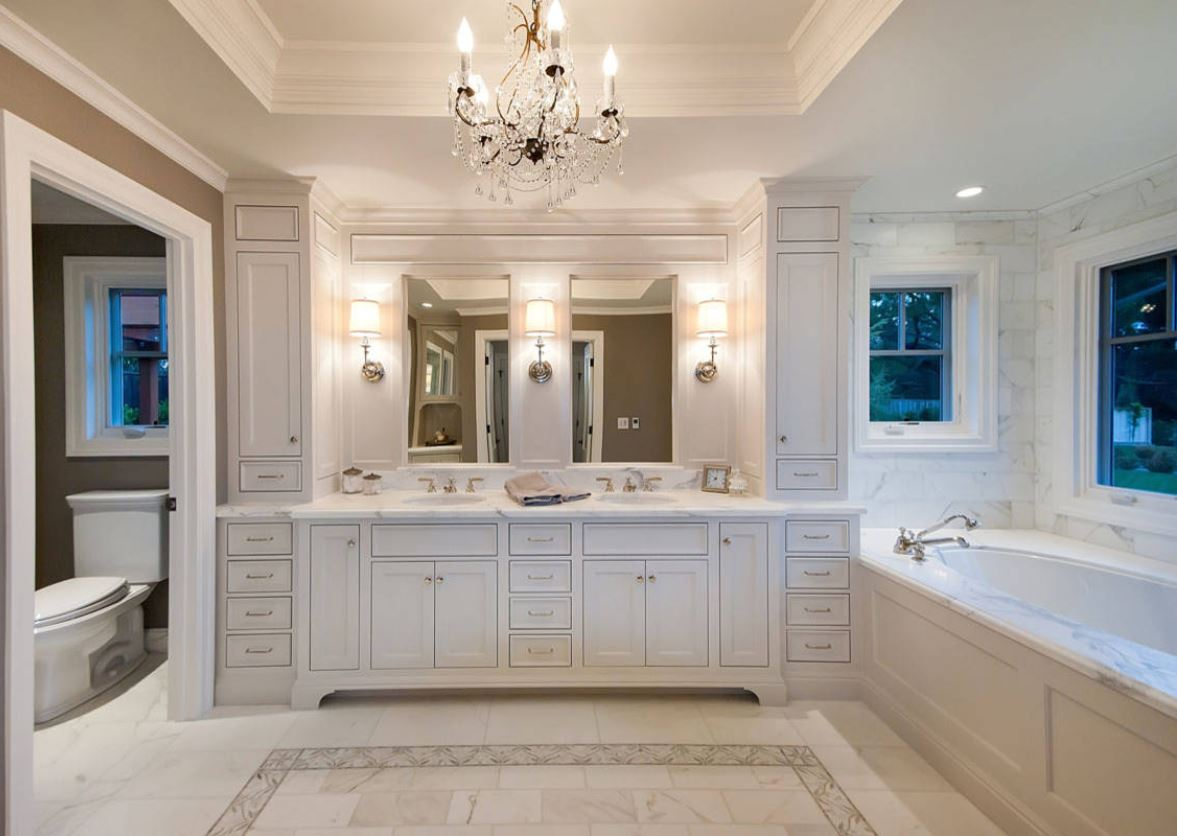 Cost Of Bathroom Renovations Wpa Wpart Co