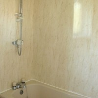 Firenze Beige Marble Effect Panels from The Bathroom Marquee
