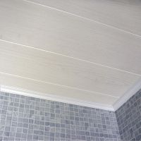 Kitchen Ceiling Cladding from The Bathroom Marquee