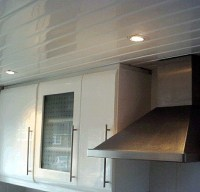 How To Install Kitchen Ceiling Cladding | Integralbook.com