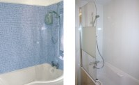 Shower Bath Wall Panels