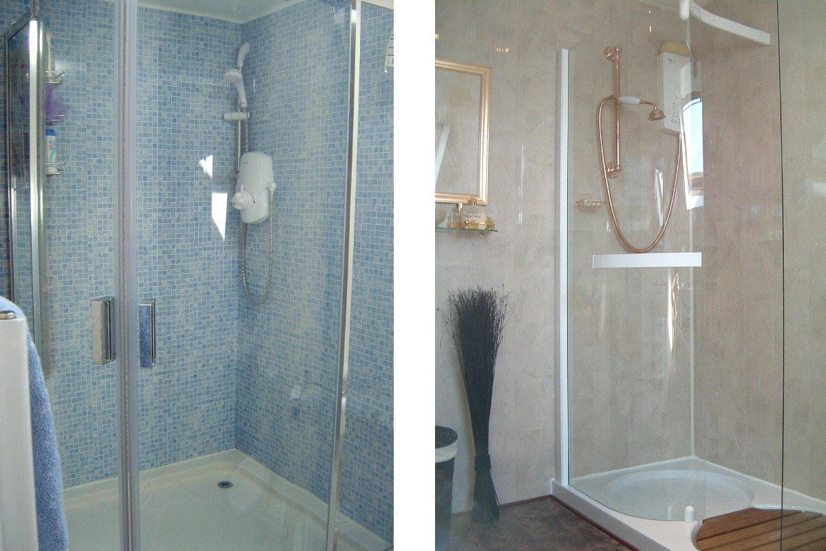 Panels For Shower Walls From The Bathroom Marquee