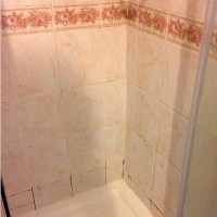 Install Panels In An Existing Shower Cubicle