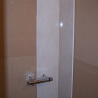 Install Panels In A New Shower Cubicle