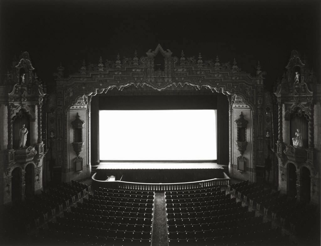 Image result for black and white cinema screen